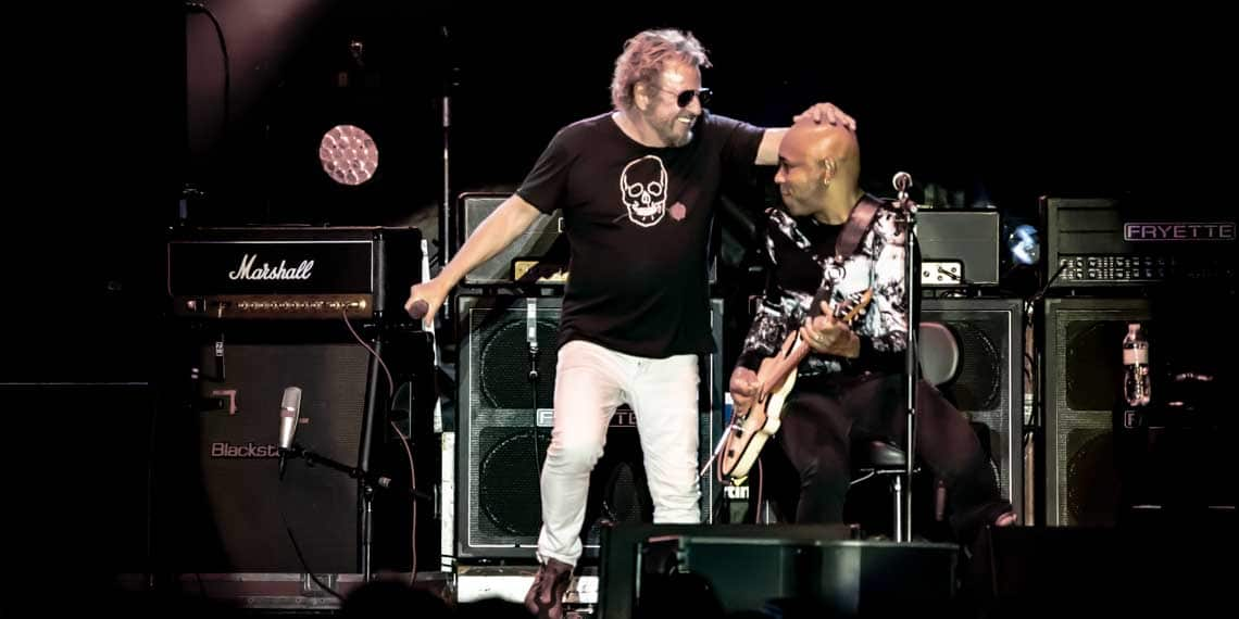 Sammy Hagar, Vic Johnson, Sammy Hagar And The Circle, Mystic Lake,
