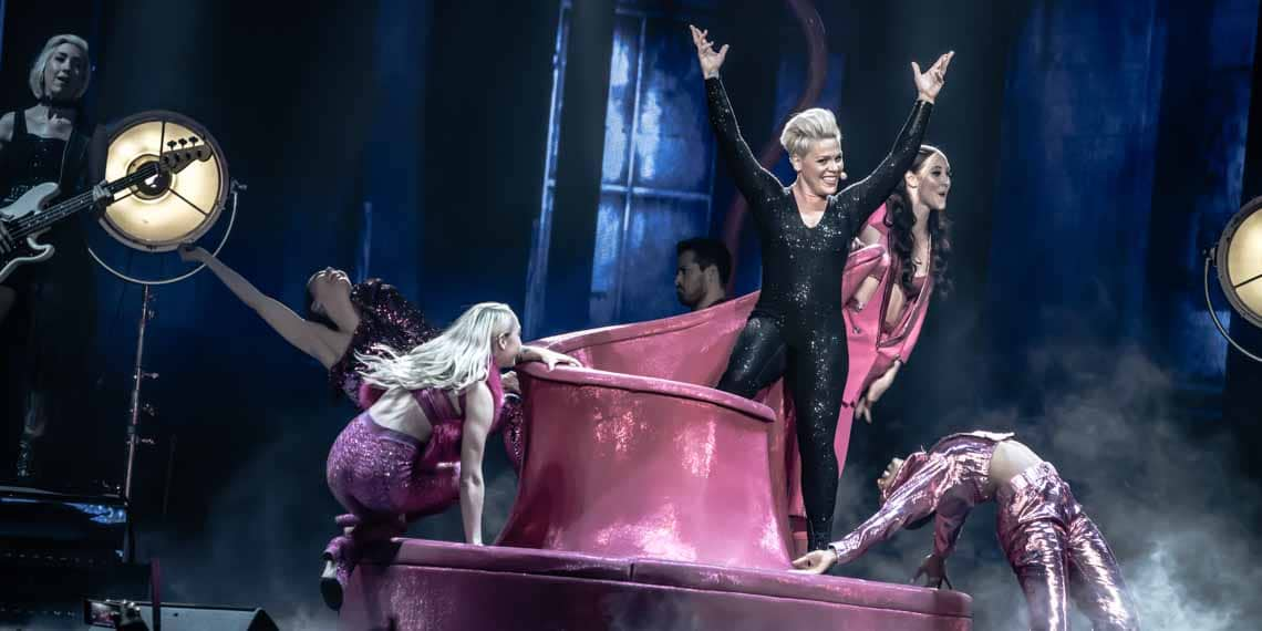 Pink, P!nk, Music In Minnesota, Xcel