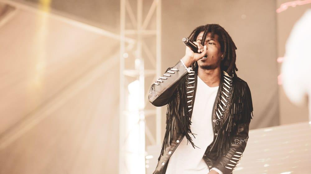 deM atlaS live on stage at Soundset Minneapolis 2019