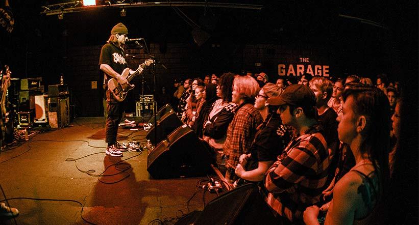 Eric Egan Heart Attack Man Seaway the Garage Burnsville Minnesota May 6 2019 Pop Punk Fresh Produce Tour