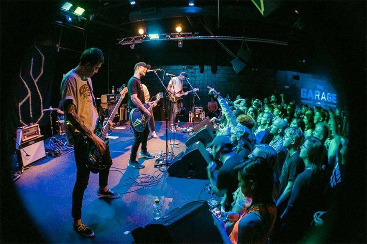 Seaway the Garage Burnsville Minnesota May 6 2019 Pop Punk Fresh Produce Tour