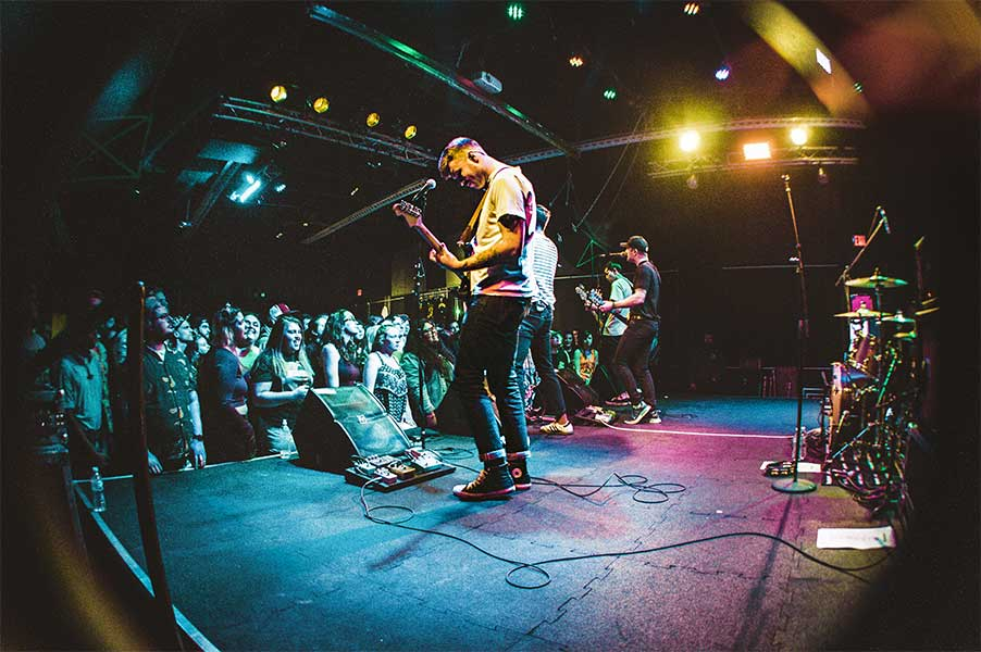 Seaway Brings Fresh Produce Tour to The Garage