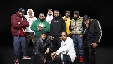 Wu-Tang Clan Rap Group 2019 Vegan