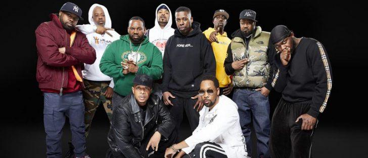 Wu-Tang Clan Rap Group 2019 Vegan