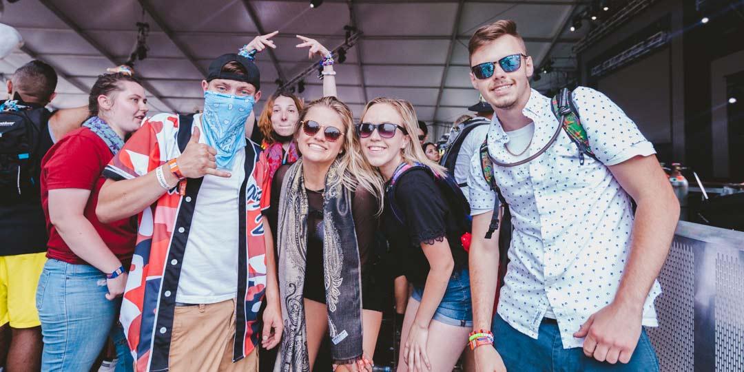 Spring Awakening Music Festival Attendees