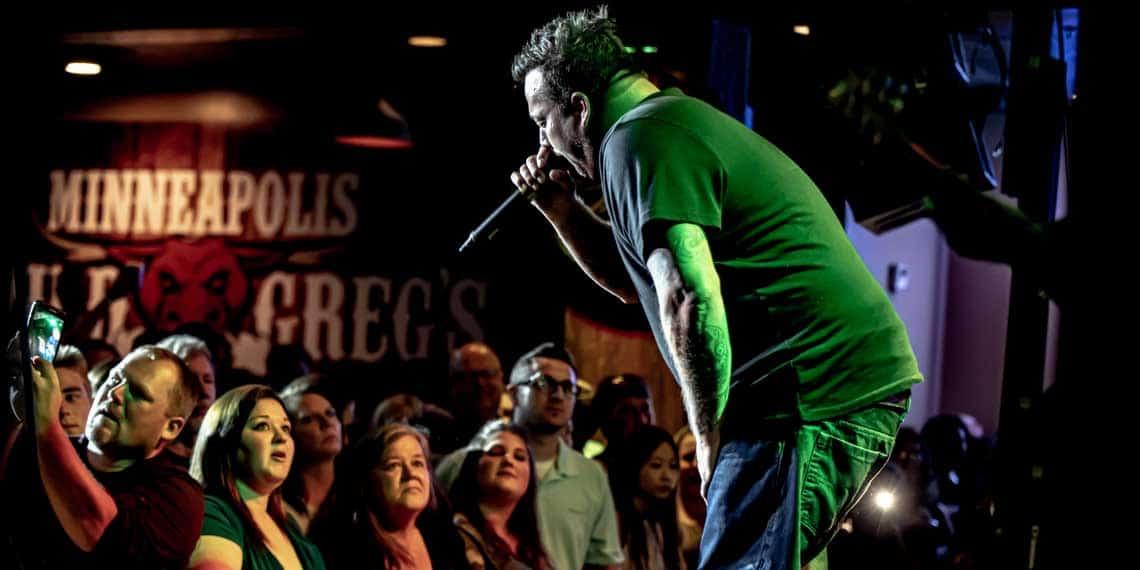 Uncle Kracker, Wild Greg's Saloon, Music In Minnesota