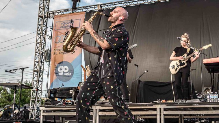 Go Fest 19 Go 96.3 Go Radio Minneapolis, Minnesota Alan Rayman X Ambassadors Wild Belle Catfish and the Bottlemen The Cabooze June 28, 2019