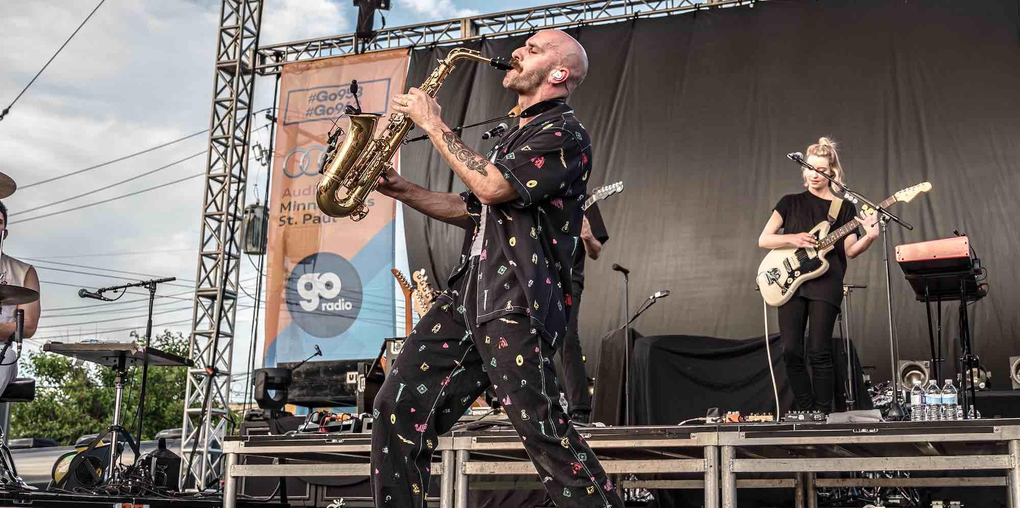 Go Fest 19 Go 96.3 Go Radio Minneapolis, Minnesota Alan Rayman X Ambassadors Wild Belle Catfish and the Bottlemen The Cabooze June 28, 2019