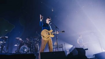 Vampire Weekend. Photography by Joshua Garcia, Music In Minnesota