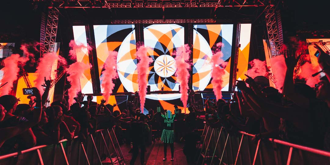 Rezz Closed Equinox Stage SAMF Spring Awakening