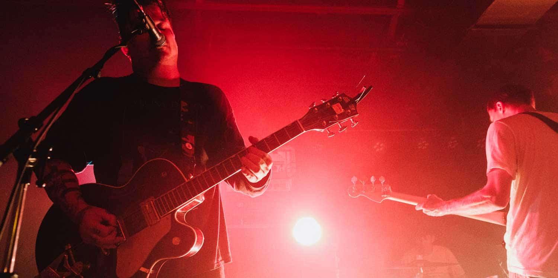 Softkill @ The Turf Club photo by Jake Cobb
