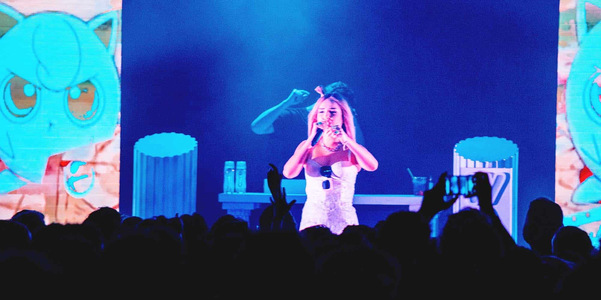 Kim Petras Live at Fine Line Minneapolis, MN