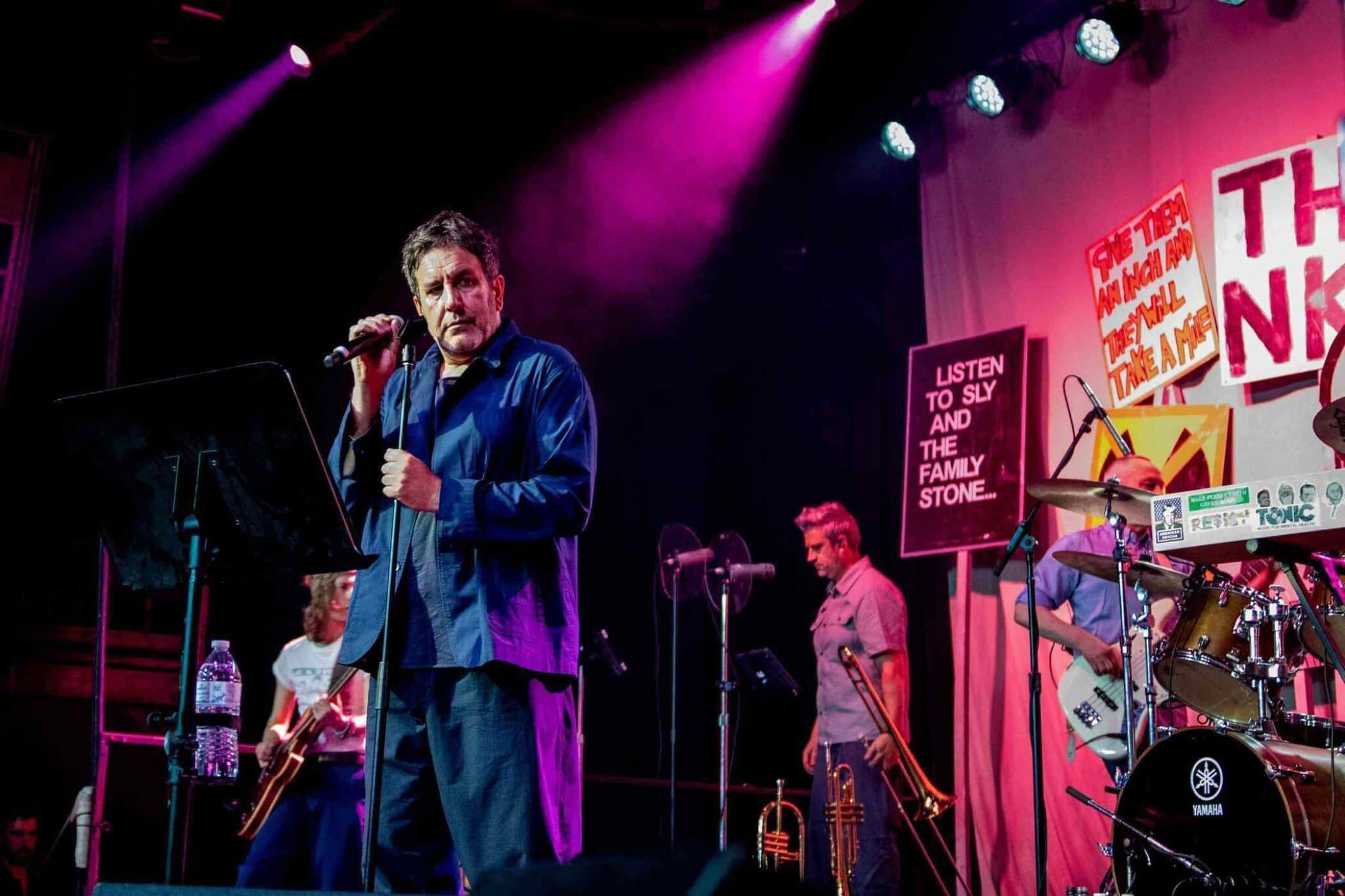 Terry Hall and The Specials at First Avenue
