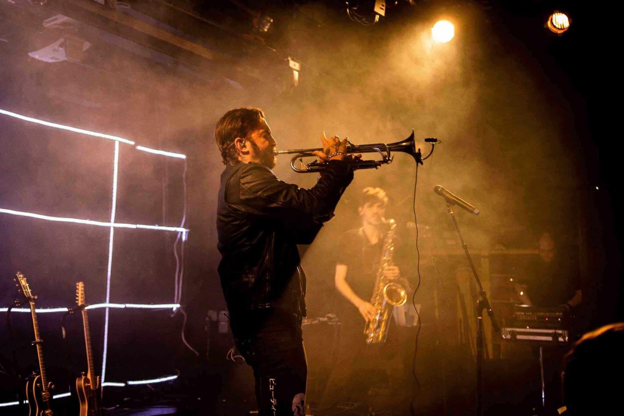 Dennis Lloyd at Amsterdam Hall