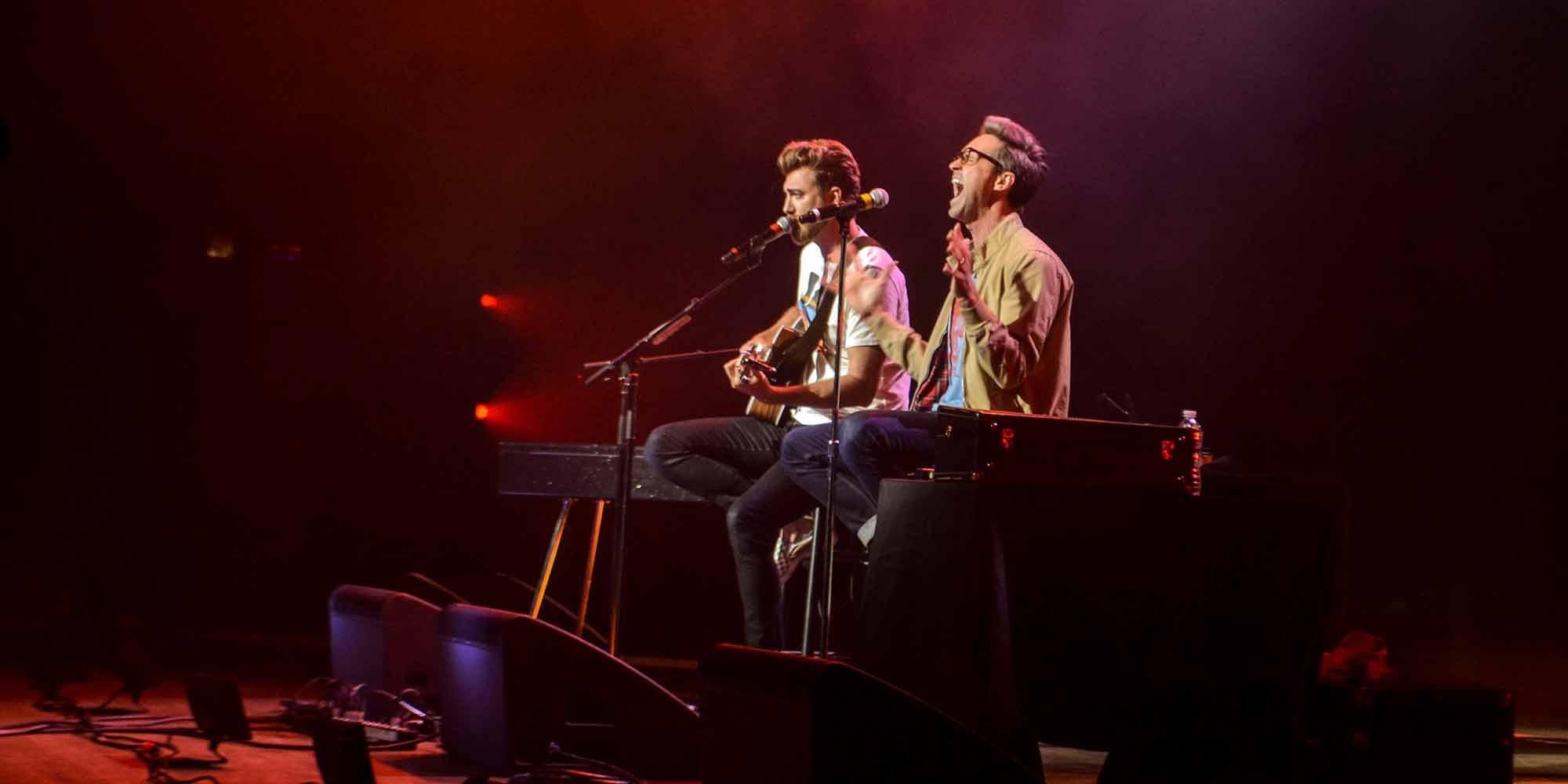 Rhett and Link Minneapolis