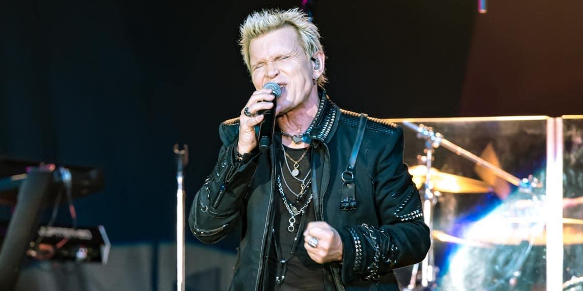 Billy Idol, Treasure Island, Rock, Punk, Music In Minnesota