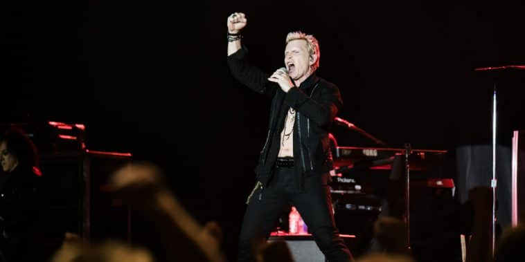 Billy Idol, Rock, Punk, Treasure Island, Music In Minnesota