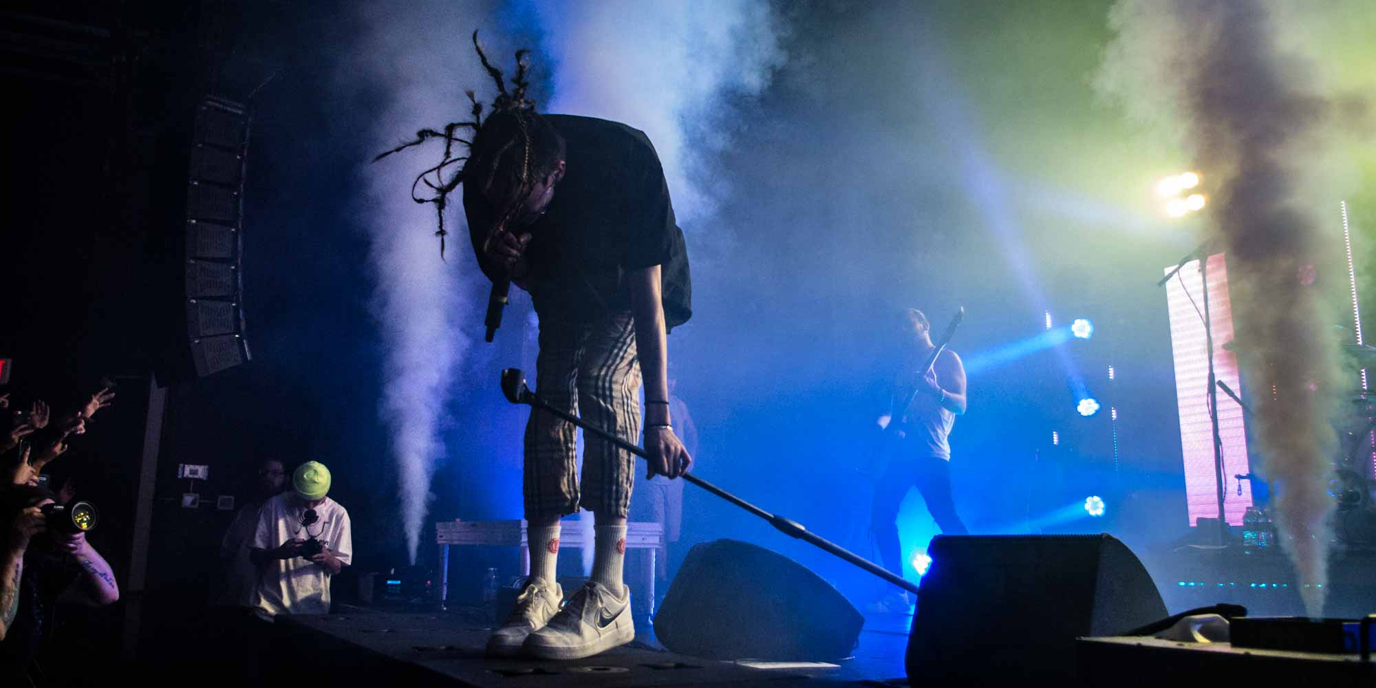 Chase Atlantic  live in Minnesota Performance 2019