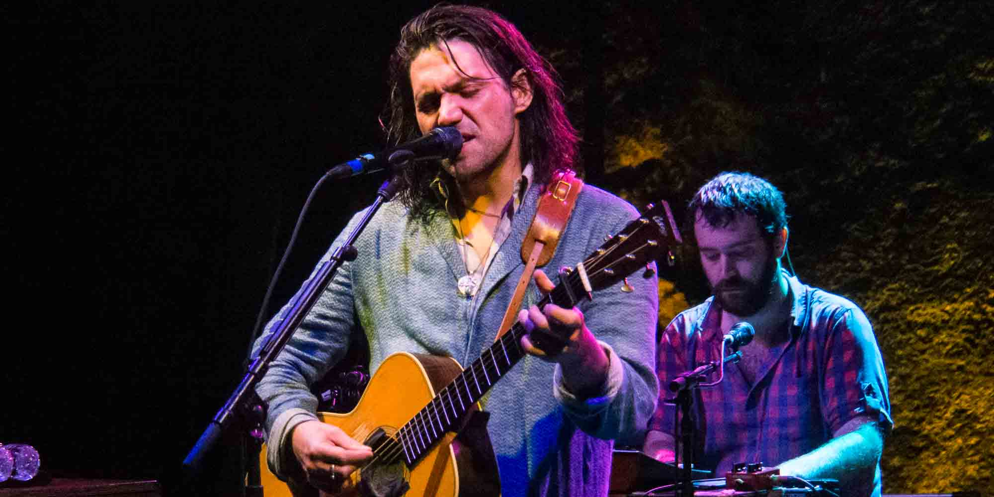 Conor Oberst at Weesner Family Amphitheater 7/28/19