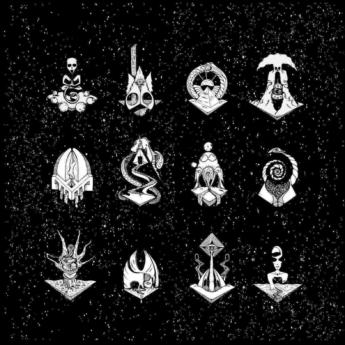 Savage Moods - Dark Matter album cover