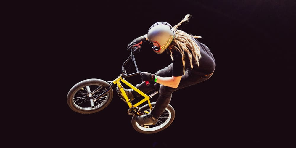 X Games 2019 The Armory US Bank Stadium SWMRS ESPN Chevy Metal Pacifico BMX Vert Pacifico BMX Skateboard Taylor Hawkins