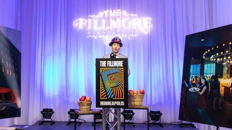 The Minneapolis Fillmore Jacob Frey Ron Bension Live Nation First Avenue San Francisco Bill Graham TRAX Minneapolis Concert Venue