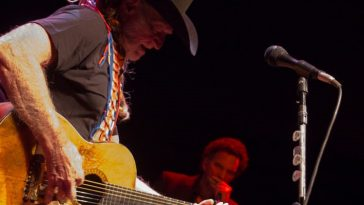 Willie Nelson. From WikiMedia Commons.
