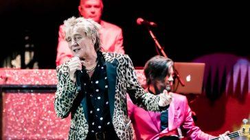 Rod Stewart, Rock, Pop, Treasure Island, Music In Minnesota
