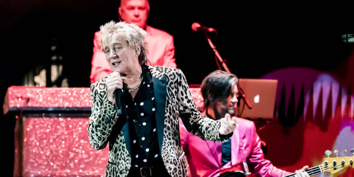 Rod Stewart, Rock, Pop, Treasure Island, Music In Minnesota