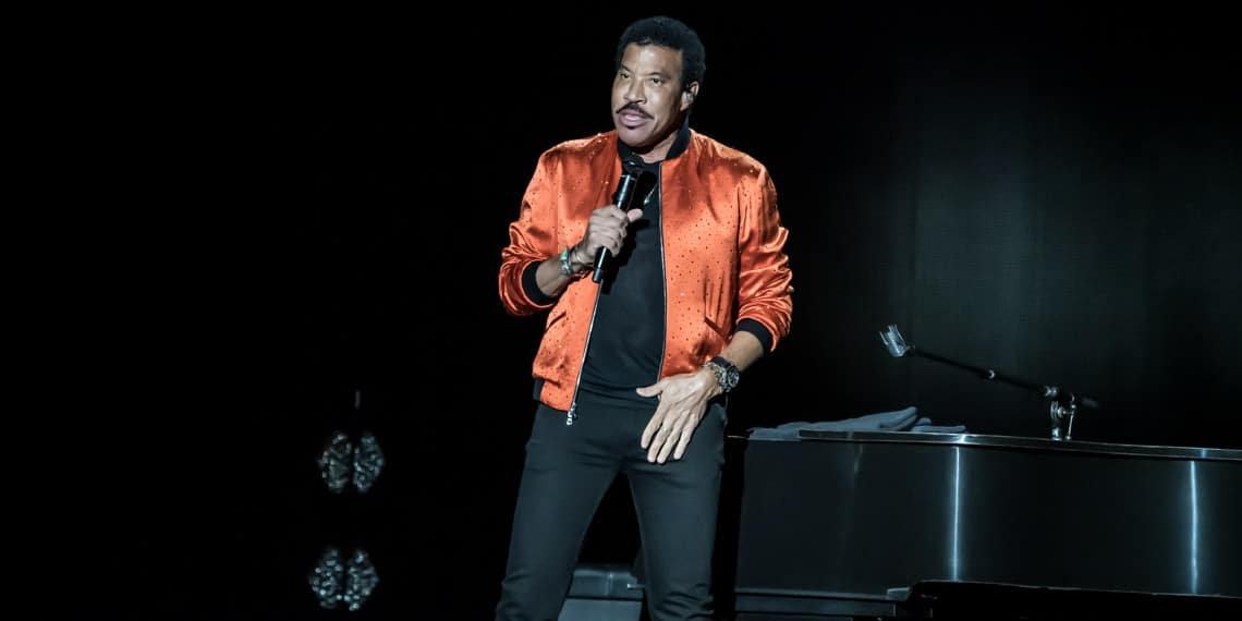 Lionel Richie, The Commodorres, Soul, Old School, Motown, Minnesota State Fair, Music In Minnesota