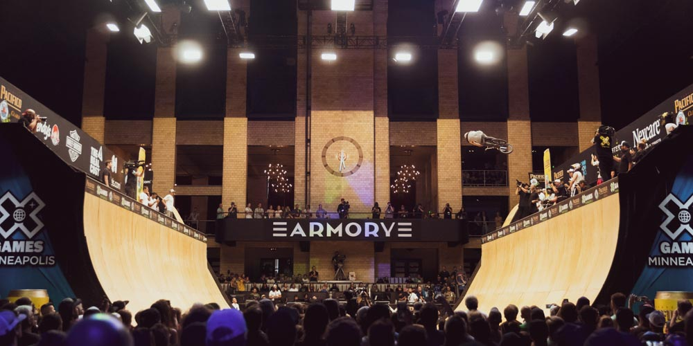 X Games 2019 The Armory US Bank Stadium