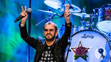 Ringo Starr and His All Starr Band at Mystic Lake 8/22/19