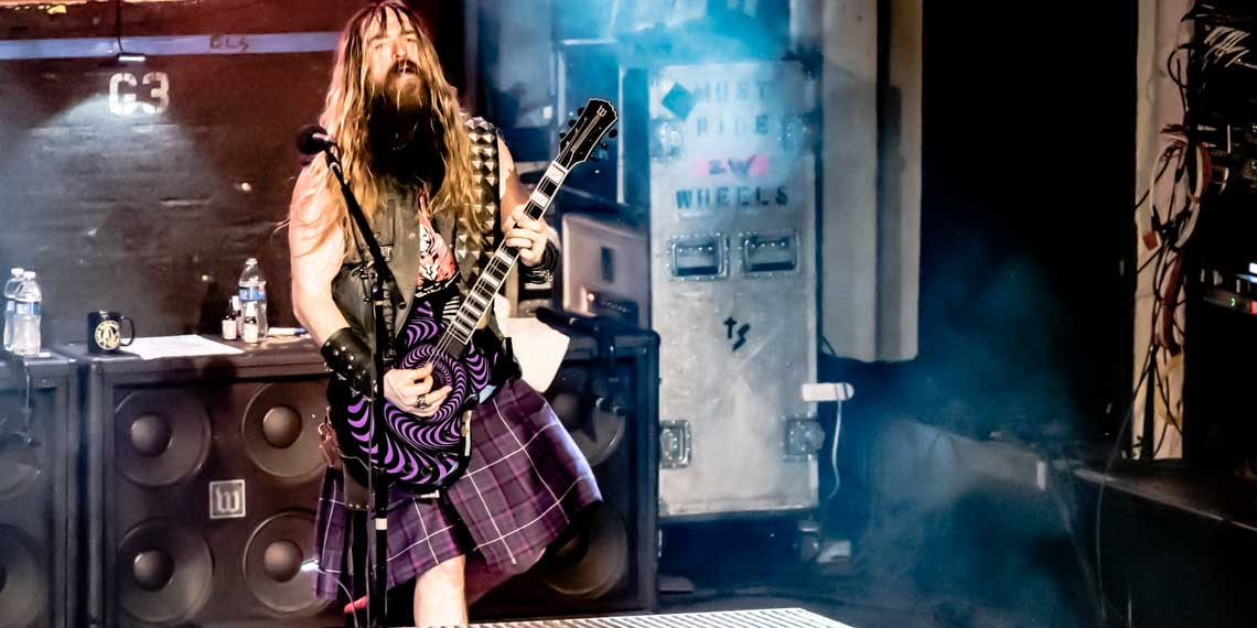 Zakk Wylde, Zakk Sabbath, Varsity Theater, Music In Minnesota, Heavy Metal, Hard Rock