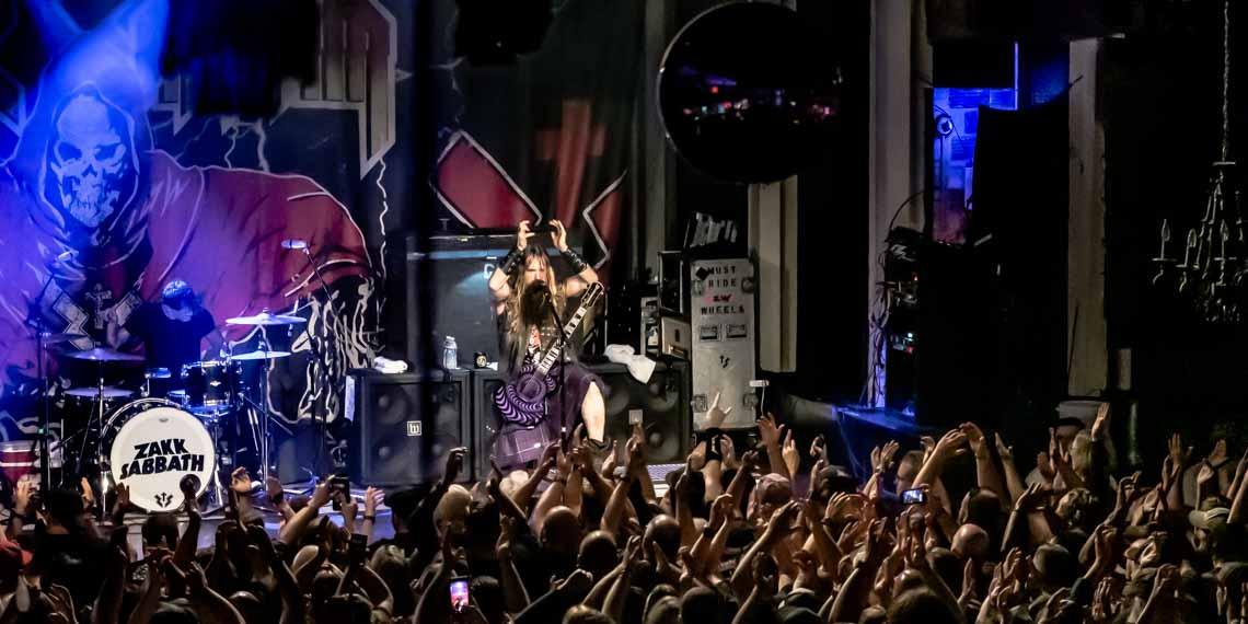 Zakk Sabbath, Zakk Wylde, Varsity Theater, Heavy Metal, Hard Rock, Music In Minnesota