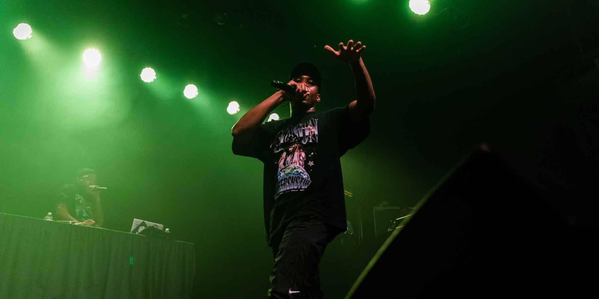 Denzel Curry, Dinero Farrar, Allan Kingdom, First Avenue, Minneapolis, Live Music, Concert, Photo, Minnesota