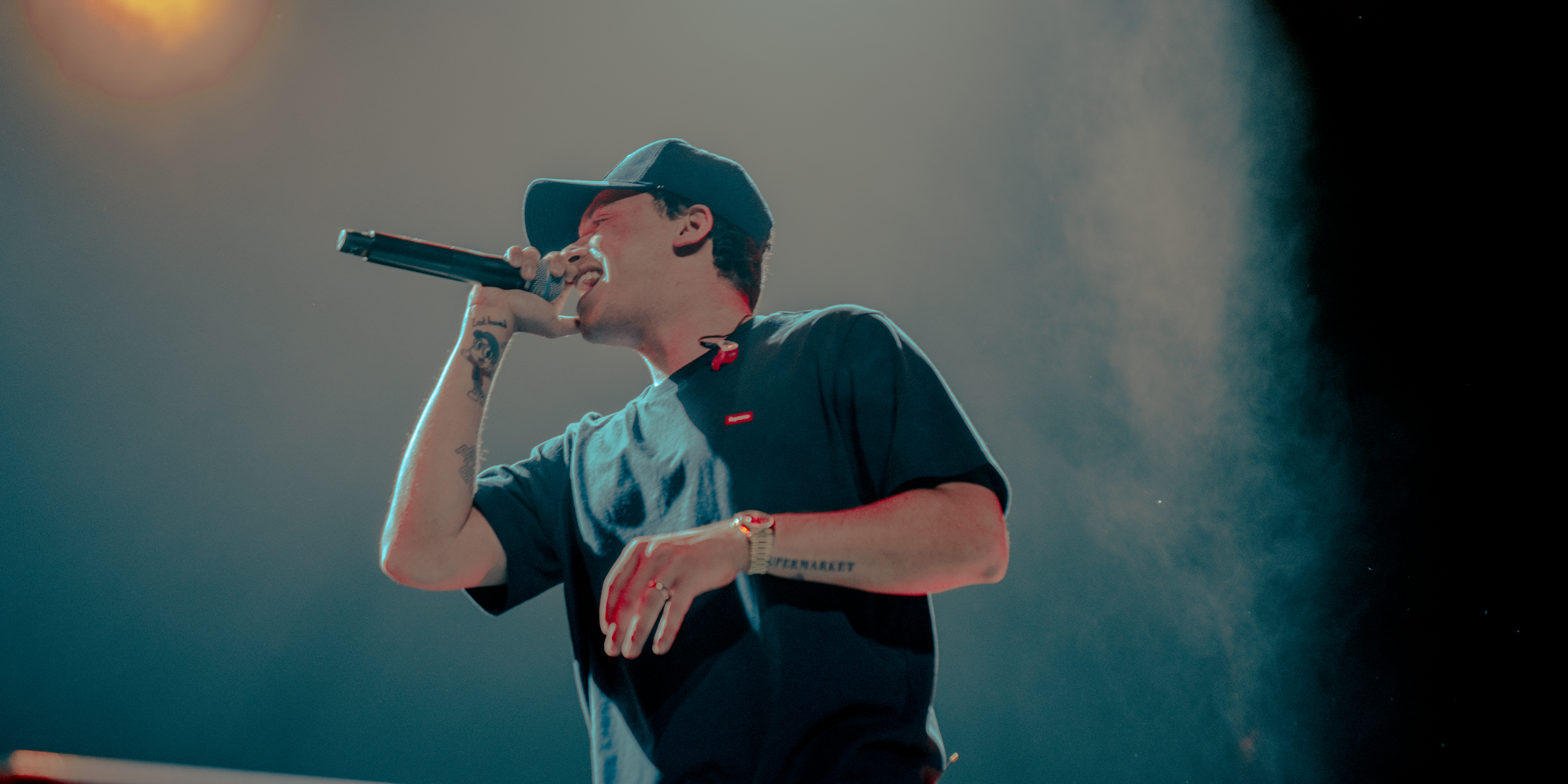 Logic Spreads Peace, Love, and Positivity at the Great