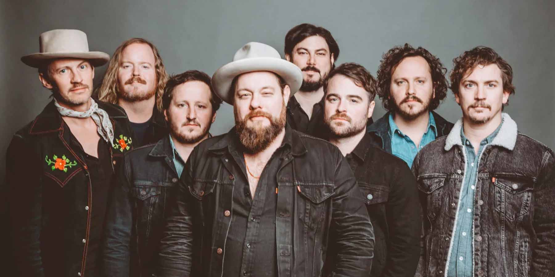Nathaniel Rateliff & The Night Sweats Band Photo