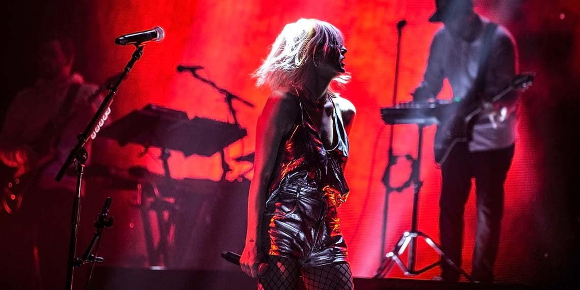 Phantogram, Bob Moses, Jimmy Vallance, Tom Howie, Palace Theatre, Saint Paul, Sarah Barthel, Josh Carter, Charlie Everywhere, Electronic Rock, Dream Pop, Electronica, Shoegaze, Into Happiness, Mister Impossible, Live Music, Concert