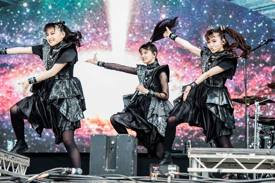 Babymetal Avatar Myth Live September 21 2019