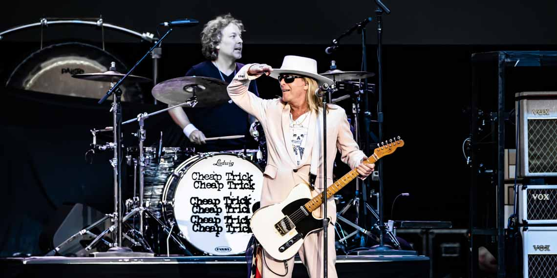 Robin Zander, Cheap Trick, Music In Minnesota, Minnesota State Fair, Rock, Classic Rock