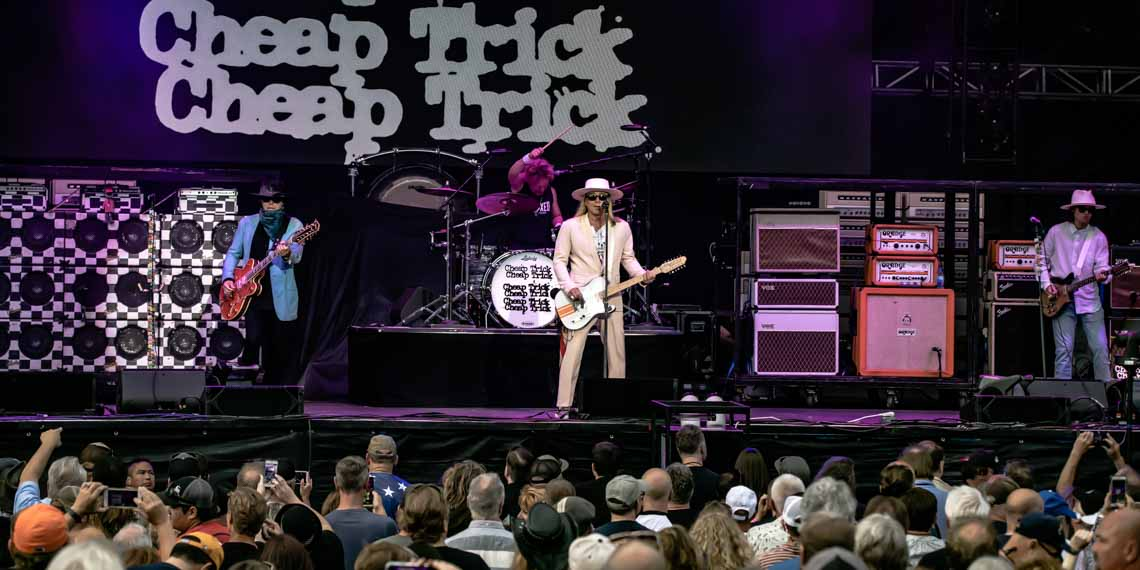 Cheap Trick, Music In Minnesota, Rock, Classic Rock