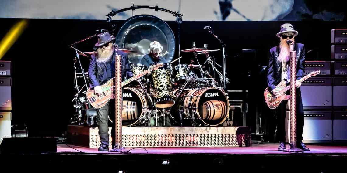 ZZ Top, Classic Rock, Rock, Music In Minnesota, Minnesota State Fair
