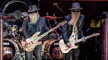 ZZ Top, Rock, Classic Rock, Blues, Minnesota State Fair, Music In Minnesota