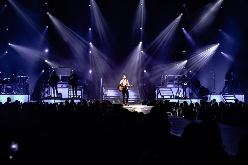 Thomas Rhett, Music In Minnesota, Xcel, Country