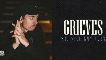 Grieves Mr. Nice Guy Tour
