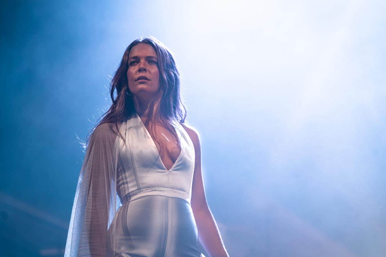 Maggie Rogers The Armory Minneapolis Minnesota Music In Concert Local Photo Alaska Light On