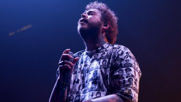 Post Malone Hollywood Is Bleeding Xcel Energy Center St Paul Minnesota 2019