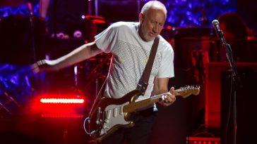 Pete Townshend. Photo by Alex Kohnstamm.