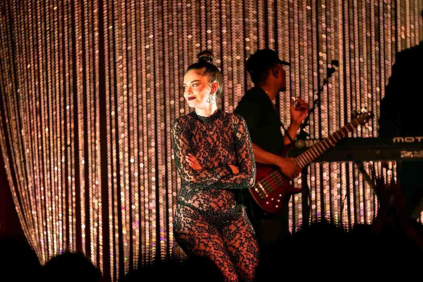 Sabrina Claudio Truth Is Minneapolis Minnesota Concert Belong To You Tour