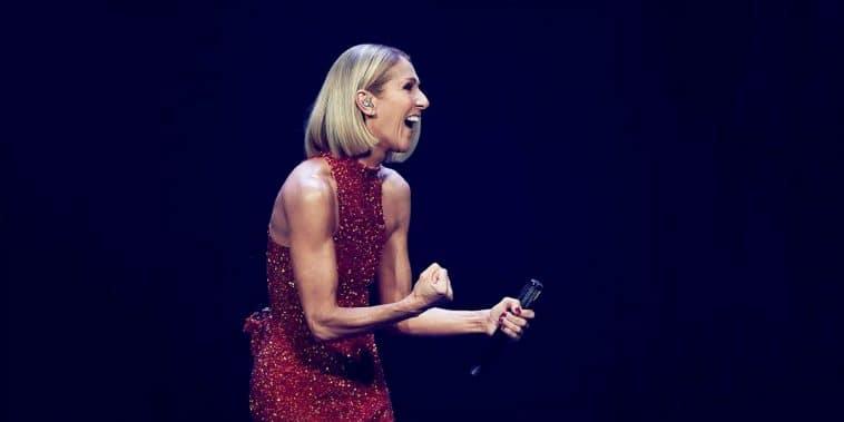 Celine Dion November 1 2019 Courage Tour Minneapolis Target Center